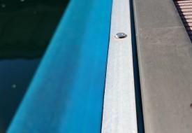 Aluminiumleiste für DockDefenda